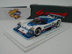 【送料無料】模型車 スポーツカー スパークs5081r88c3224hルマン1988grice143 spark s5081nissan r88c no 32 24 h le mans 1988 gricewilds 143