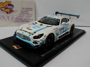 【送料無料】模型車 スポーツカー 2017buurmann 143nurburgring24h sg314メルセデスベンツamg gt3 1spark sg314 mercedesbenz amg gt3 1 24h nrburgring 2017 angel, buurma