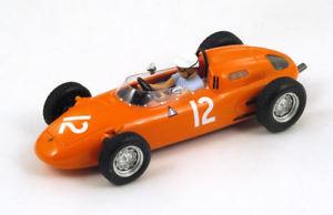 【送料無料】模型車 スポーツカー ポルシェデボーフォート#グランプリモデルスパークモデルporsche 718 c godin de beaufort 1963 12 6th us gp 143 model s1866 spark model