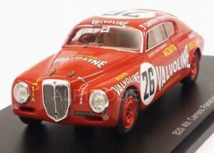 【送料無料】模型車 スポーツカー ランチアアウレリアカレラボルスパークlancia aurelia b20 carrera panamerican 1952 magliolibor 143 spark s2442