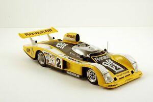 【送料無料】模型車 スポーツカー ルノーアルパイン#モデルrenault alpine a442 2 winner lm 1978 d pironij p jaussaud 118 model