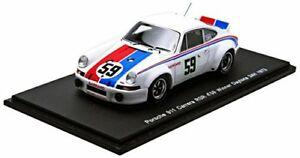 【送料無料】模型車 スポーツカー ポルシェカレラ#デイトナグレッグヘイウッドモデルporsche 911 carrera rsr 59 winner daytona 1973 gregghaywood 143 model
