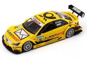 【送料無料】模型車 スポーツカー メルセデスベンツクラスデビッドクルサード143 mercedesbenz cclass w204 mopf dtm 2011 epostbrief 17 david coulthard