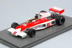 【送料無料】模型車 スポーツカー マクラーレンハント#フランスグランプリモデルスパークモデルmclaren m23 j hunt 1976 11 winner french gp 143 model s4362 spark model