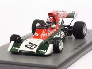 【送料無料】模型車 スポーツカー iso fx3b gpアフリカ1973ジャッキープレトリウス143スパークs1813