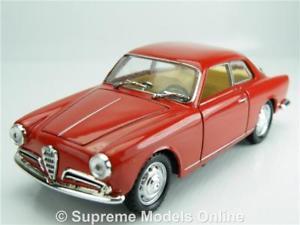 【送料無料】模型車 スポーツカー アルファロメオスプリントカーモデルサイズレッドスポーツsolido alfa romeo giulietta sprint car model 143 size red sports t34z