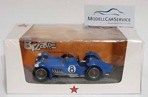 【送料無料】模型車 スポーツカー gルマンbizarre 143 bz431 talbot lago t26 gsle mans 1951