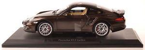 【送料無料】模型車 スポーツカー norev 187622ポルシェ911ターボ2010118ovpnorev 187622 porsche 911 turbo 2010 brown metallic 118 ovp
