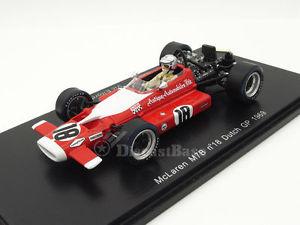 【送料無料】模型車 スポーツカー スパークマクラーレンオランダグランプリグランプリspark s3126 143 mclaren m7b dutch grand prix 1969 gp f1 resin vic elford