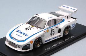 【送料無料】模型車 スポーツカー ポルシェ#モデルporsche 935 45 13th lm 1979 a plankenhornp gurdjianj winter 143 model