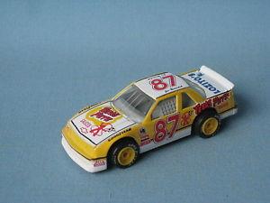 【送料無料】模型車 スポーツカー マッチnascarテキサスピートレーシングモデルカーmatchbox nascar chevy lumina texas pete racing boxed toy model car