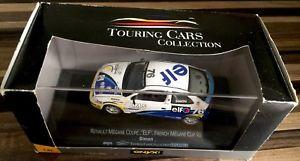 【送料無料】模型車 スポーツカー ルノーmeganeモデル143ツーリングカーonyx xcl99018サイモン1998renault megane car model 143 size touring car onyx xcl99018 simon 1998