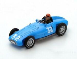 【送料無料】模型車 スポーツカー グランプリドフランスダシルヴァラモスspark gordini t32 n32 gp de france 1956 hermano da silva ramos 143 s5313