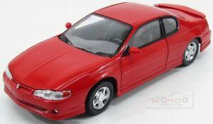 【送料無料】模型車 スポーツカー シボレーモンテカルロssクーペ2000118サンスターss1987モデルchevrolet monte carlo ss coupe 2000 torch red 118 sunstar ss1987 model