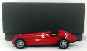 【送料無料】模型車 スポーツカー モデルスケールホワイトメタルアルファロメオfds models 143 scale white metal 14 1933 alfa romeo alfetta