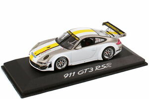 【送料無料】模型車 スポーツカー 143ポルシェ911 gt3 rsr997プレゼンテーションshowcar2011ディーラー143 porsche 911 gt3 rsr 997 presentation showcar 2011 dealer edition