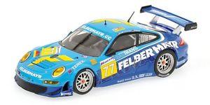 【送料無料】模型車 スポーツカー ポルシェ#ルマンリーツporsche 911 gt3 77 54th retired le mans 2009 lieblietzresistance 143