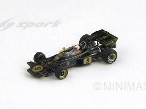 【送料無料】模型車 スポーツカー スパークロータスモナコグランプリフォードチームデイブウォーカーグランプリspark s4283 143 lotus 72d monaco grand prix 1972 ford team dave walker resin gp