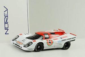 【送料無料】模型車 スポーツカー ポルシェ#キャラデビッドパイパーレーシング1971 porsche 917k 917 18 9 h kyalami david piper racing 118 norev