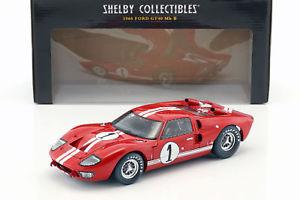 【送料無料】模型車 スポーツカー フォードgt40 mk ii112hセブリング1966マイルルビー118 shelbycollectiblesford gt40 mk ii 1 winner 12h sebring 1966 miles, ruby 118 shelbycol