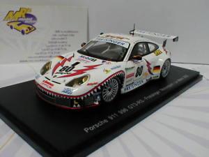 【送料無料】模型車 スポーツカー スパークポルシェグアテマラルマンspark s5515 porsche 911 996 gt3rs 80 24h le mans 2002 freisinger 143