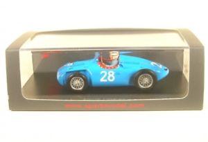 【送料無料】模型車 スポーツカー ブガッティフランスフォーミュラモーリストランティニャンbugatti t251 28 france gp formula 1 1956 maurice trintignant
