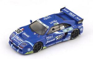 【送料無料】模型車 スポーツカー リタイアスパークファッションventuri 600 lm n38 dnf lm 1994 grouillardneugartenlcb 143 spark s2281 fashion