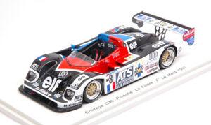 【送料無料】模型車 スポーツカー #ペスカローロモデルcourage c36 8 7th lm 1997 h pescaroloe clericjp belloc 143 model
