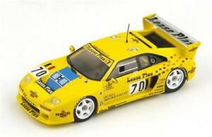 【送料無料】模型車 スポーツカー スパークventuri 500 lm n70 27th lm 1993 witmeurneugartentropenat 143 spark s2277 mod
