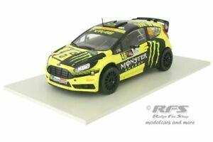 【送料無料】模型車 スポーツカー フォードフィエスタロッシモンツァラリーショーネットワークford fiesta rs wrc valentino rossi monza rally show 2015 118 ixo 18rmc015