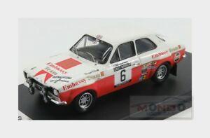 【送料無料】模型車 スポーツカー フォードエスコート#ラリークラークポーターford escort mki rs1600 6 rally rac 1971 r clark j porter trofeu 143 trruk 02 mo