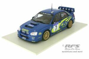 【送料無料】模型車 スポーツカー スバルimpreza wrcラリーde2003ペターソルベルグ 118 ixo altayasubaru impreza wrc rallye tour de corse 2003 petter solberg 118 ixo altaya