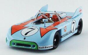 【送料無料】模型車 スポーツカー 9083ポルシェn7targaフロリオ1971 siffertアメリカインディアン143ベストbe9599モードporsche 9083 n7 retired targa florio 1971 siffertredman 143 best b