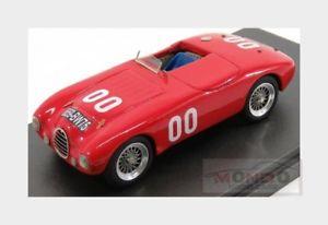 【送料無料】模型車 スポーツカー クモ#テストミッレミリアレッドジョリーモデルgordini t23s spider 00 prove test mille miglia 1953 red jolly model 143 jl6043