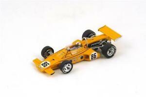 【送料無料】模型車 スポーツカー マクラーレンインディスパークモデルmclaren m16 p revson 1971 n86 2nd indy 500 143 spark s3140 model