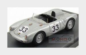 【送料無料】模型車 スポーツカー ポルシェスパイダールマンジョリーモデルporsche 550rs spider le mans 1957 herrmann frankenberg jolly model 143 jl0159 m