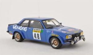 【送料無料】模型車 スポーツカー オペルアスコナモンテカルロネオネオモディファイopel ascona b gr2 n48 monte carlo 1981 tchinethimonier 143 neo neo45243 mod