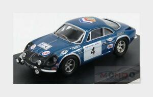 【送料無料】模型車 スポーツカー ルノーアルパイン#アイルランドラリーrenault a110 alpine 4 rally circuit of ireland 1971 hollier trofeu 143 trrir 01