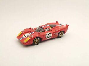 【送料無料】模型車 スポーツカー フェラーリセブリングジュニア#ベストモディファイferrari 312p coup sebring 1970 chinetti jradamowicz 23 best 143 be9449 mod