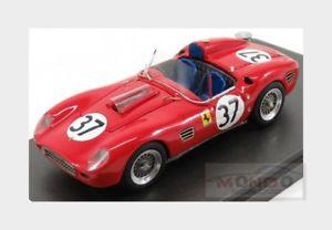 【送料無料】模型車 スポーツカー フェラーリ196sクモ37セブリング1961ハドソンfulp jollyモデル143 jl6049ferrari 196s spider 37 winner sebring 1961 hudson fulp jolly model 143 jl
