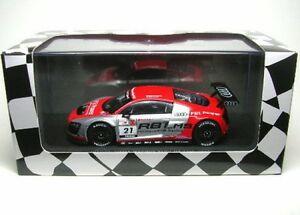 【送料無料】模型車 スポーツカー アウディチームツレーシングaudi r8 lms 21 team hitotsuyama racing 2011