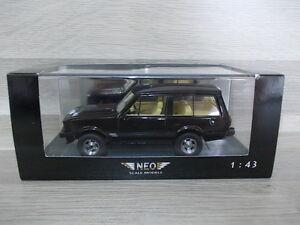 【送料無料】模型車 スポーツカー neo 143 モンテヴェルディサファリneo 143 monteverdi safari