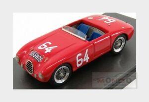 【送料無料】模型車 スポーツカー gordini t23sクモ64 targaフロリオ1953fbordiniモデル143 jl6044gordini t23s spider 64 targa florio 1953 f bordini red jolly model 143