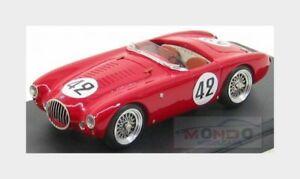 【送料無料】模型車 スポーツカー #ルマンジョリーモデルモデルosca mt4 42 le mans 1954 red jolly model 143 jl0212 model