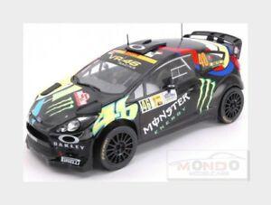 【送料無料】模型車 スポーツカー フォードフィエスタモンスター#ラリーモンツァロッシネットワークメートルford fiesta rs wrc monster 46 winner rally monza 2012 rossi ixo 118 18rmc016 m