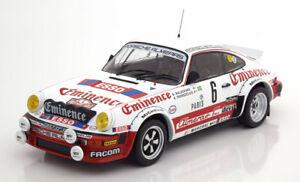 【送料無料】模型車 スポーツカー ネットワークポルシェ#ラリーモンテカルロ118 ixo porsche 911 sc 6, rally monte carlo 1982