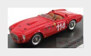 【送料無料】模型車 スポーツカー フェラーリ225スパイダー114 maloja gp1952scottiモデル143 jl6072モデルferrari 225 spider 114 maloja gp 1952 scotti red jolly model 143 jl607