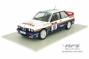 【送料無料】模型車 スポーツカー ラリーツールドコルスバーナードネットワークbmw m3 e30 rally tour de corse 1987 bernard bguin 118 altaya ixo