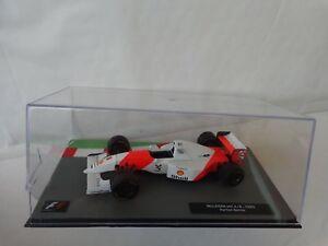【送料無料】模型車 スポーツカー フォーミュラカーコレクションマクラーレンアイルトンセナ#143 f1 formula 1 car collection mclaren mp48 ayrton senna 1993 car 24