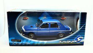 【送料無料】模型車 スポーツカー ルノー118 solido 8188 renault 12 gordini